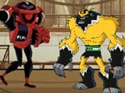 Ben 10 Psyphon Transformation