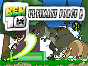 Ben10 Ultimate Force 2