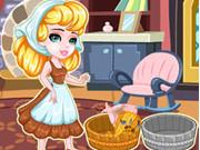 Cinderella Laundry Day