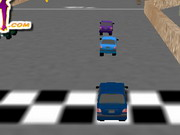 City Block Racing 3d