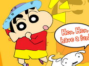 Crayon Shin Chan Fights Monsters