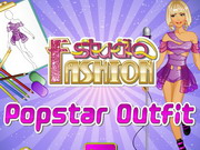 Fashion Studio - Popstar Outfit