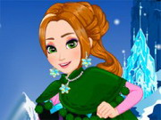 Frozen Anna Makeover