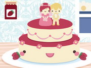 Kawaii Wedding Cake