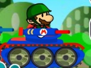 Mario Tank Adventure 2 - háború