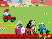 Smurfs Fun Race 2