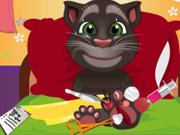 Talking Tom sole surgery