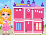 Baby Barbie Princess Dollhouse