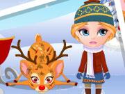 Kicsi Barbie és Rudolf