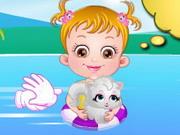 baby hazel spa bath game 2 play online. Black Bedroom Furniture Sets. Home Design Ideas