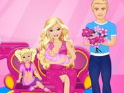 Barbie anyuka lesz