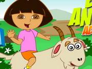 Dóra és az állatok