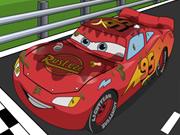 Villám McQueen az autómosóban