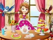 Sofia és az első teaparti