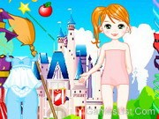 Play Fairytale Doll Dressup