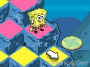 Play Sponge Bob Square Pants: Phyramid Peril