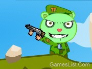 Happy Tree Friends - Flippy Attack
