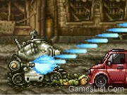 Play Metal Slug Rampage