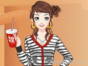 Rock Stripes Dressup