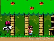 Play Super Mario Vetorial World