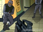 Play Terrorist Shootout