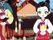 Play Asian Dress Up