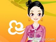 Play Asian Dressup 2