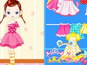 Play Little Doll Girl Dressup