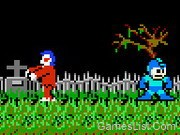 Play Megaman vs Ghost 'n Goblins