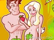 Play Pick UP! Adam and Eve