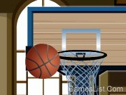 Play Shop N Dress Basket Ball Game: Flower Dress