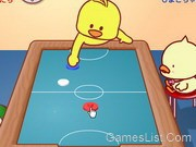 Chicken Table Hockey