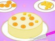 How to Bake an Orange Crunch Cake