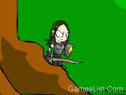 Play Millie Megavolte 2: Millie and the Stolen Sword of Awesome