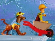 Play Scooby Doo Construction