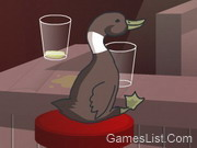 A duck walks into a bar..