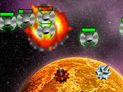 Play Space Invasion Tower Defense