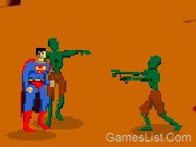 "Batman and Superman Adventures - World Finest ""Gauntlet of Doom 3"""