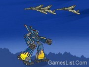 Megas XLR vs. The Universe
