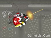 Play Megazord Firestorm