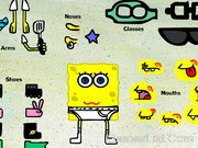 Play Sponge Bob Square Pants Dress up