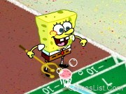 Play Sponge Bob Square Pants: Jellyfish Shuffleboard