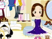 Doll Costume Dressup