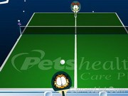 Play Garfield's Ping Pong