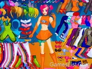 Space Channel 5 Dressup