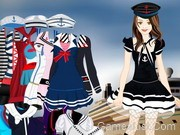 Play Tandy Sailor Girl Dressup Game