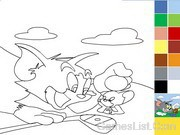 Play Tom and Jerry Painting