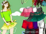 Play Artist Girl Dressup