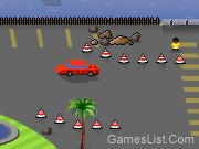 Play Car in Air
