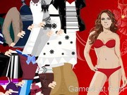 Play Peppy ' s Lindsay Lohan Dress Up